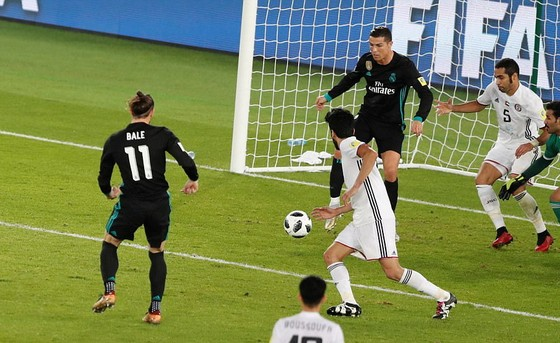 Club World Cup 2017: Gareth Bale đưa Real Madrid vào chung kết ảnh 4