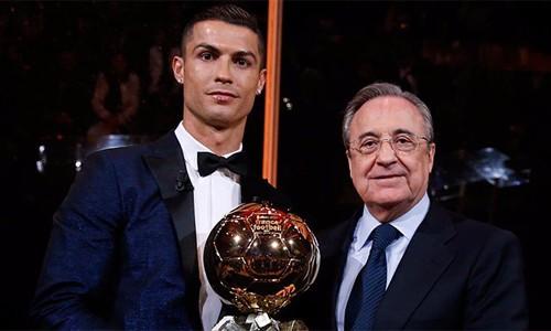 Zidane muốn Ronaldo giải nghệ ở Real Madrid ảnh 2