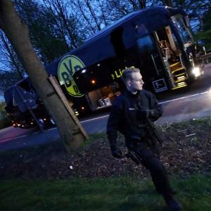 Champions League: Xét xử nghi can vụ đặt bom xe bus của Dortmund ảnh 1
