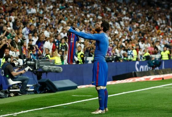 Siêu kinh điển Real – Barca: Ronaldo bao giờ theo kịp Messi ảnh 2