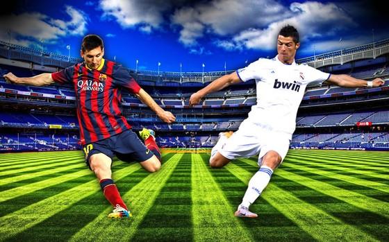 Siêu kinh điển Real – Barca: Ronaldo bao giờ theo kịp Messi ảnh 3