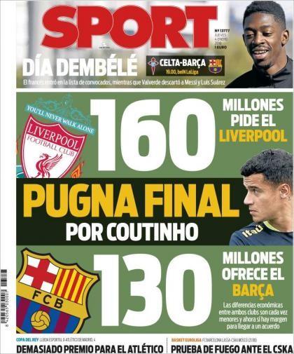 150 triệu EURO, Barcelona sẽ mua Coutinho trong vài giờ tới ảnh 1