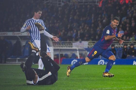 Suarez hồi phục, Barca tìm lại vũ khí tối thượng ảnh 1