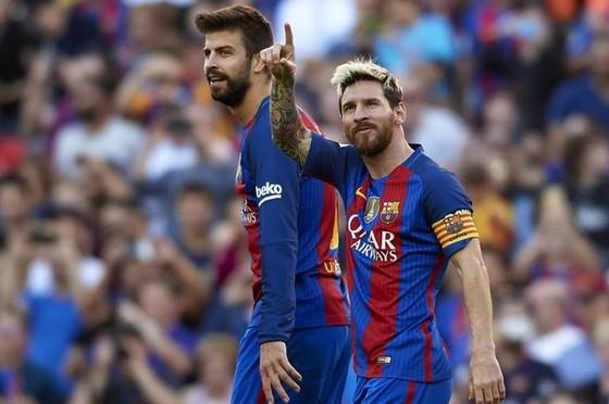 Nếu Barca không triển hạn, Pique sẽ giải nghệ ảnh 2