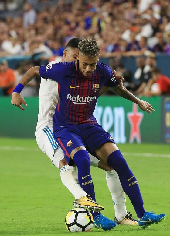 Real Madrid không có hệ thống diệu kỳ nào ngăn được Neymar ảnh 1