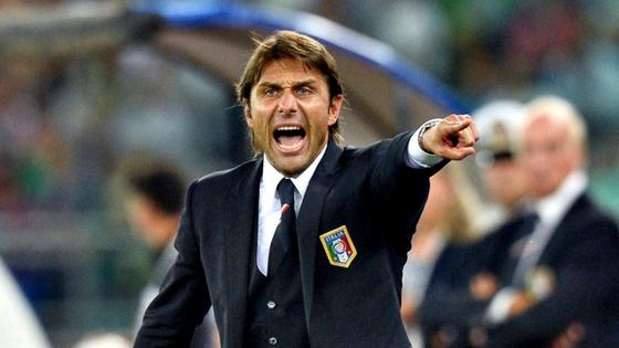 Antonio Conte ghi dấu ấn ở EURO 2016.