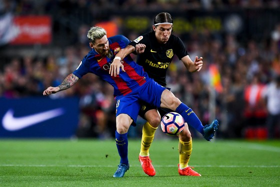 Griezmann muốn đánh bại Barcelona ngay tại Camp Nou ảnh 1