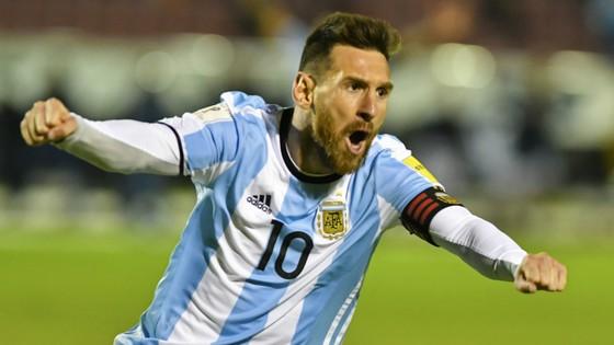 Leo Messi vẫn chưa một lkần đăng quang cùng Argentina.