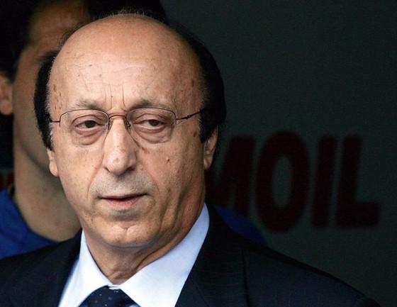 """Ông trùm Moggi thắng vụ kiện """"Inter vận động trọng tài"""" ảnh 1"""