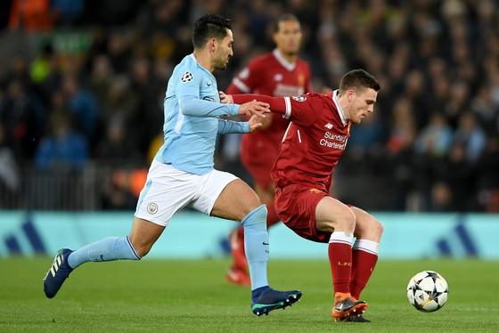 Liverpool phải tấn công trên sân Manchester City ảnh 1