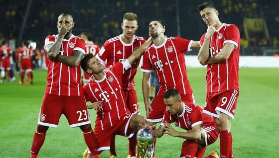 Mất Vidal đến hết mùa, Bayern vẫn tin sẽ vượt qua Real Madrid ảnh 1