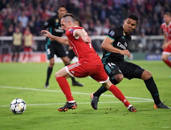 Mất Carvajal, Real Madrid phải tìm phương án chống Ribery ảnh 1