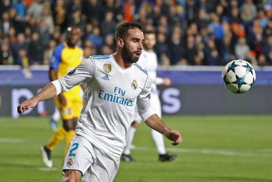 Dani Carvajal cam đoan sẽ tham gisa trận chung kết Champions League