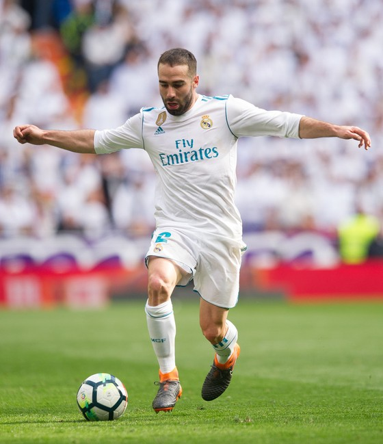 Hậu vệ Real Madrid lạc quan về cơ hội chơi trận chung kết với Liverpool ảnh 1