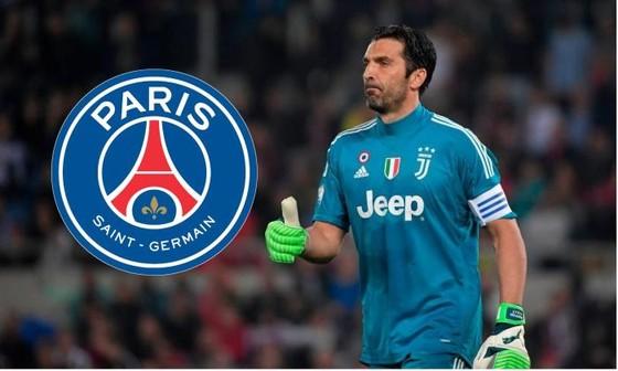 Gigi Buffon có thể tính đến tham vọng của PSG.