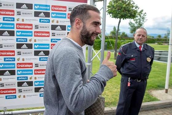 Carvajal quyết chơi trận ra quân của Tây Ban Nha ở World Cup 2018  ảnh 1