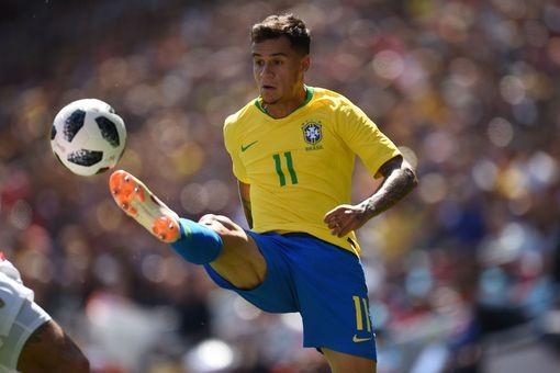 Neymar nhảy điệu samba trên sân Anfield ảnh 5