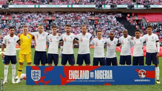 Tam sư công bố số áo World Cup 2018, Jordan Pickford mang áo số 1 ảnh 1