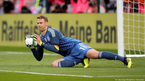 Đức công bố đội hình, sao Manchester City rời khỏi World Cup ảnh 1