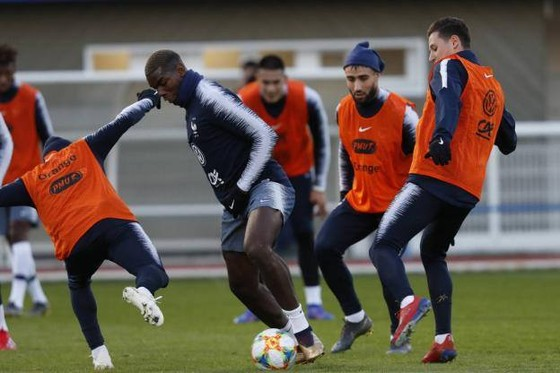 Liệu tuyển Pháp có thể chơi bóng dài?