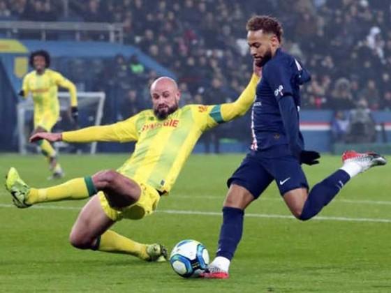 Neymar và Kylian Mbappe mất đi sự ăn ỳ