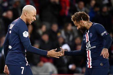 PSG áp đảo đội hình tiêu biểu Ligue 1