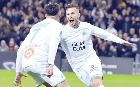 Marseille may mắn
