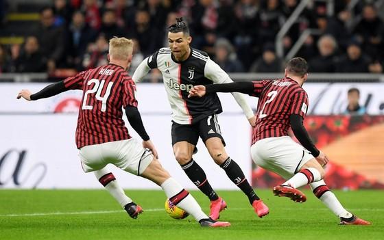 AC Milan hòa oan uổng trước Juventus?