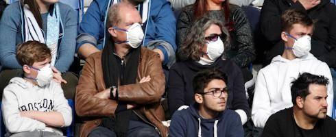 Dịch Covid-19 hoành hành, Serie A khó lòng hoàn tất mùa giải