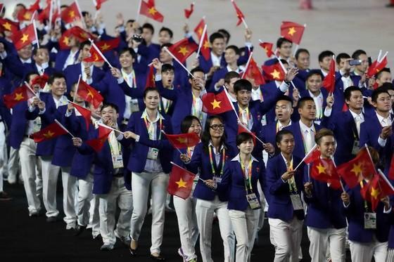 Đoàn thể thao Việt Nam tự tin trước SEA Games 2017. Nguồn: tư liệu