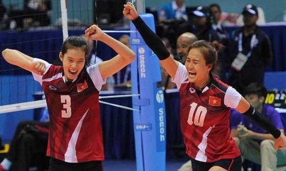 Đội tuyển bóng chuyền nam của Việt Nam cùng bảng với Indonesia, đội tuyển nữ đọ sức cùng chủ nhà ảnh 1