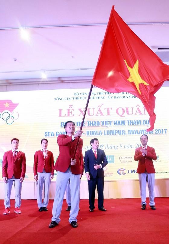 Thể thao Việt Nam quyết thắng tại SEA Games 2017 ảnh 1
