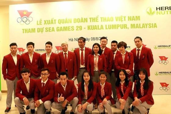 Thể thao Việt Nam quyết thắng tại SEA Games 2017 ảnh 2