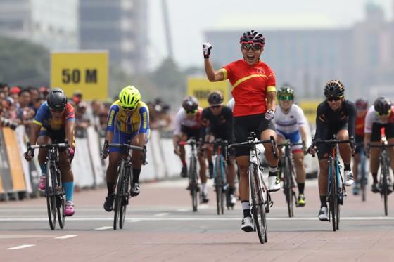 Nguyễn Thị Thật giành HCV cho xe đạp Việt Nam ảnh 2