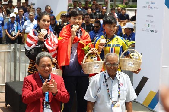 Nguyễn Thị Thật giành HCV cho xe đạp Việt Nam ảnh 1