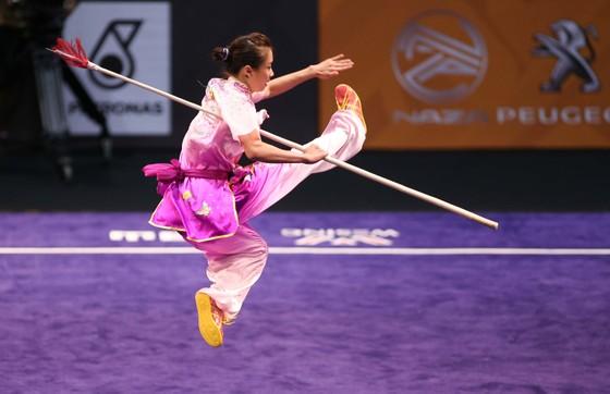 Dương Thúy Vi đoạt HCV thứ 2 tại SEA Games 29 ảnh 3