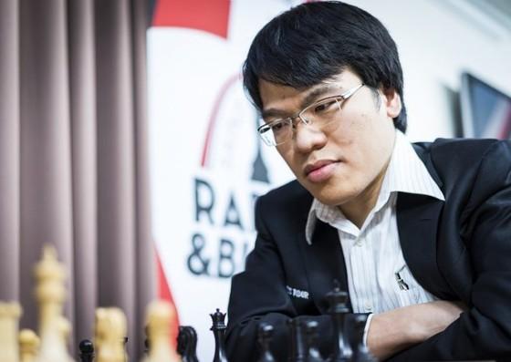 Lê Quang Liêm có HCV tại AIMAG 2017. Nguồn: World chess