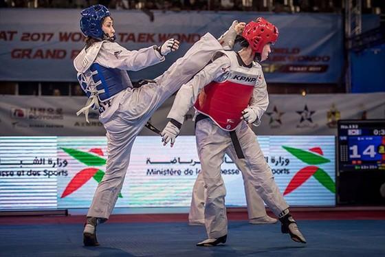 Taekwondo Việt Nam đoạt HCB giải Grand Prix thế giới ảnh 1