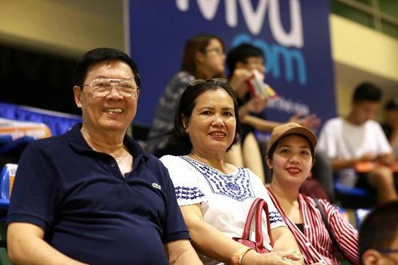 Dàn nữ sinh cổ vũ hết mình nhưng Hanoi Buffaloes vẫn thua Saigon Heat ảnh 5