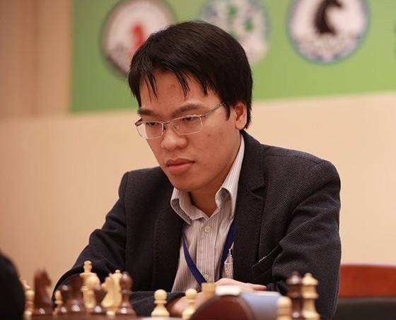 Quang Liêm có HCĐ cờ nhanh tại giải. Nguồn:IMSA