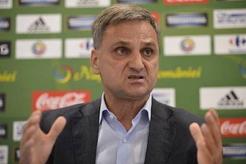 HLV Marian Cucchiaroni Mihail . Ảnh: FC Zakho