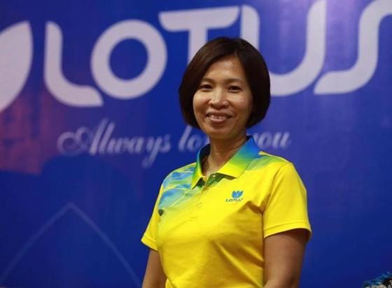 HLV Dương Thị Liên không làm HLV trưởng ở năm 2018. Ảnh: D.T.L