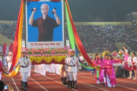 Hà Nội là chủ nhà chính của Đại hội thể thao toàn quốc 2018. Nguồn: Sở VH-TT Hà Nội