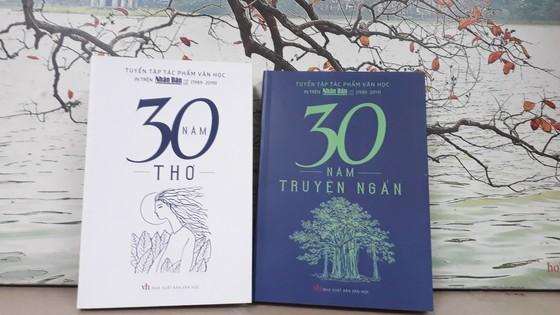Ra mắt hai tuyển tập văn chương của nhiều thế hệ  ảnh 1