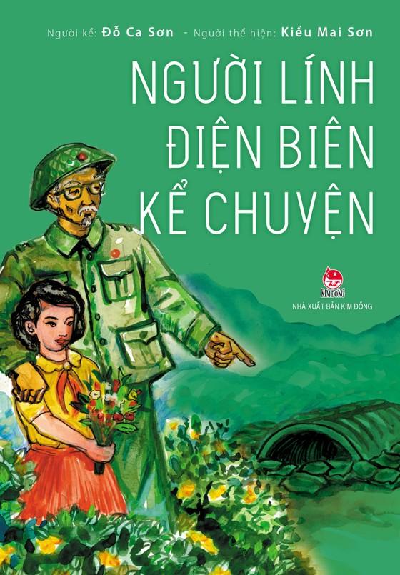 Ra mắt loạt sách nhân kỉ kiệm 65 năm chiến thắng Điện Biên Phủ ảnh 2