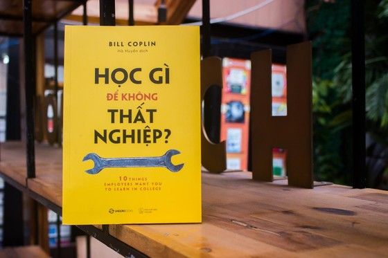 Cuốn sách giúp các bạn trẻ không lo thất nghiệp  ảnh 1