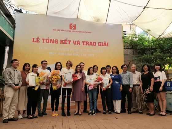 Truyện ngắn 'Tràng Phan' đoạt giải nhất cuộc thi 'Một nửa làm đầy thế giới' ảnh 3