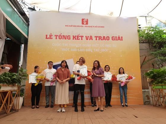Truyện ngắn 'Tràng Phan' đoạt giải nhất cuộc thi 'Một nửa làm đầy thế giới' ảnh 1