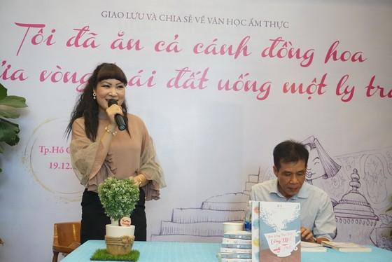 """Nhà văn Di Li: """"Ẩm thực Việt Nam phong phú nhưng thiếu sự chuyên nghiệp"""" ảnh 2"""