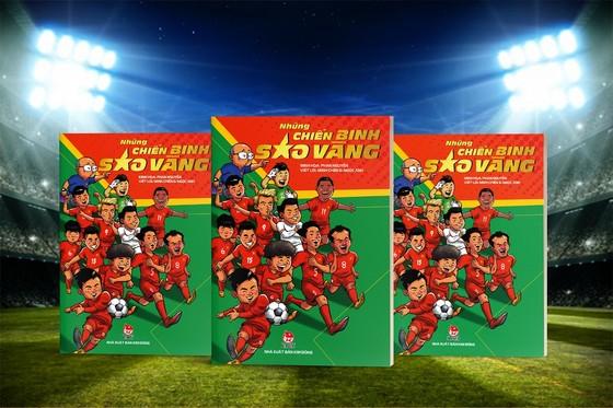 """""""Những chiến binh sao vàng"""": Tôn vinh HLV Park Hang-seo cùng dàn cầu thủ """"vàng""""  ảnh 1"""